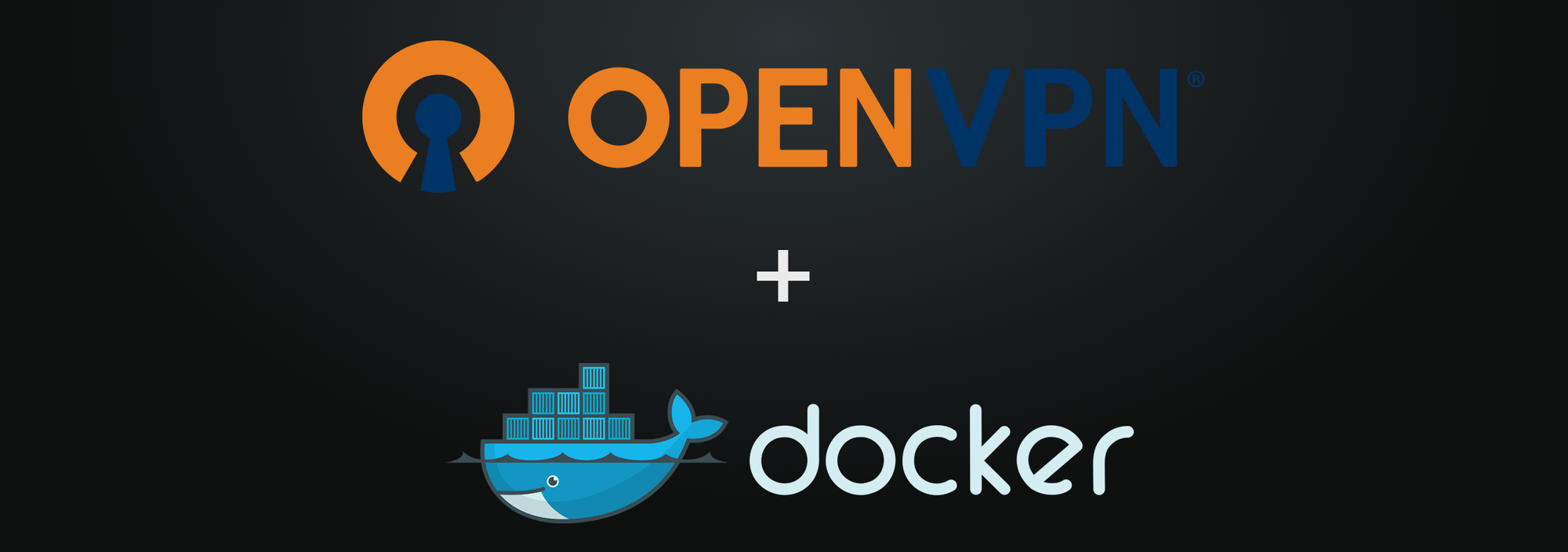 Routing Docker traffic through a VPN container